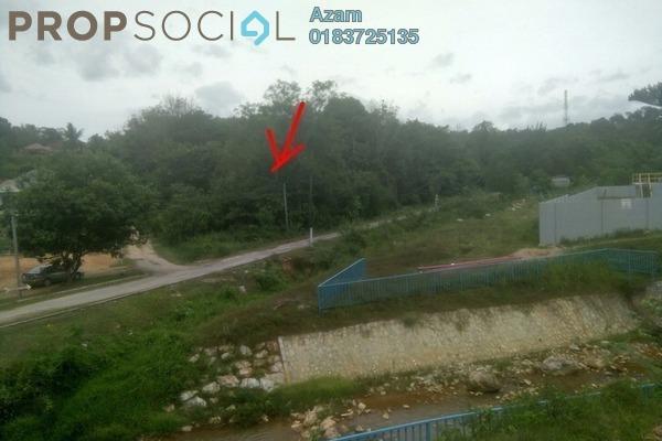 For Sale Land at Kampung Sungai Buah, Dengkil Freehold Unfurnished 0R/0B 12m