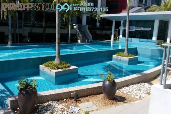 For Sale Condominium at Alam Desa, Putrajaya Freehold Unfurnished 4R/3B 900k