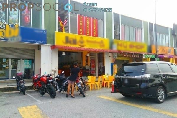 For Rent Shop at Saujana Rawang, Rawang Freehold Semi Furnished 0R/2B 2.5k