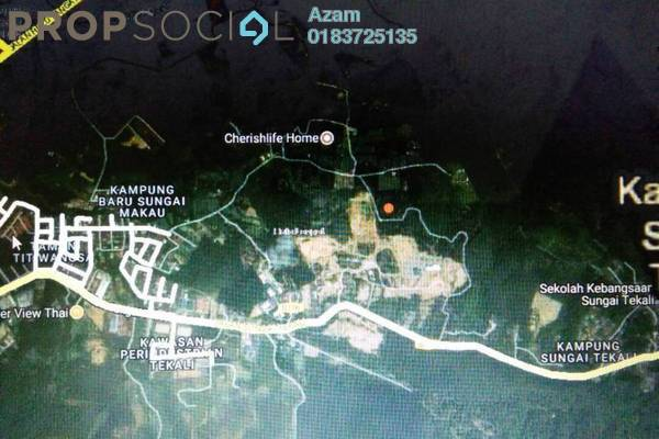 For Sale Land at Kawasan Perindustrian Tekali, Hulu Langat Freehold Semi Furnished 0R/0B 15.2m