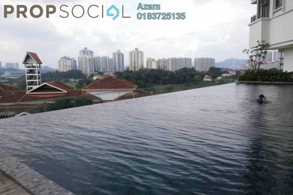 For Sale Serviced Residence at The Link 2 Residences, Bukit Jalil Freehold Unfurnished 3R/2B 720k