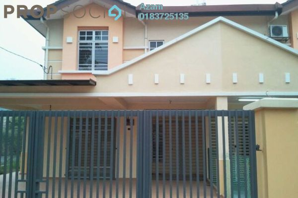 For Sale Terrace at Taman Ukay Bistari, Ukay Freehold Unfurnished 4R/3B 780k