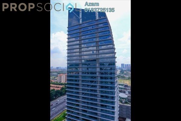 For Sale Office at Menara Mitraland, Kota Damansara Leasehold Semi Furnished 0R/2B 900k