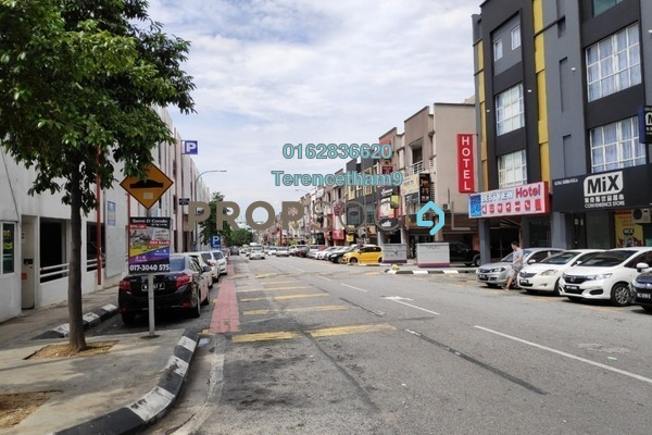 For Rent Shop at Bandar Baru Sri Petaling, Sri Petaling Freehold Semi Furnished 1R/1B 5.8k