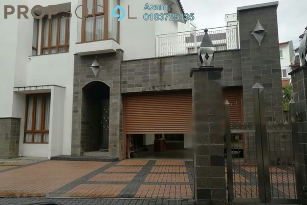 For Sale Bungalow at Kemensah Heights, Kemensah Freehold Fully Furnished 7R/8B 4.5m