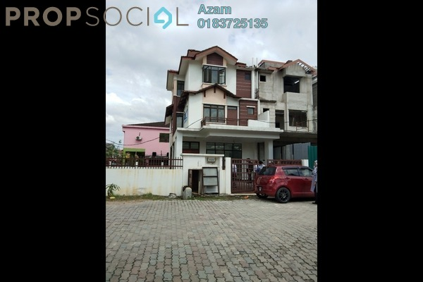 For Sale Terrace at Taman Pelangi, Sentul Freehold Unfurnished 6R/4B 695k