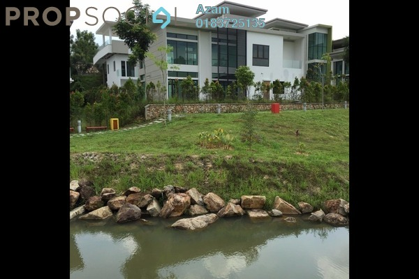 For Sale Bungalow at The Reserve, Kemensah Freehold Semi Furnished 6R/7B 6m