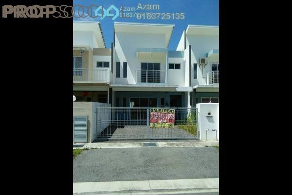 For Sale Terrace at Saujana Rawang, Rawang Freehold Unfurnished 4R/4B 549k