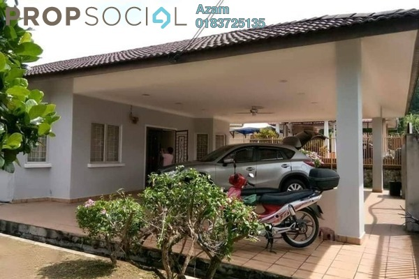 For Sale Bungalow at Desa Melor, Serendah Freehold Semi Furnished 2R/4B 580k