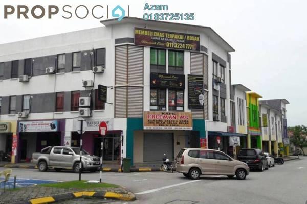 For Sale Shop at Bandar Saujana Utama, Sungai Buloh Freehold Semi Furnished 0R/6B 2.49m