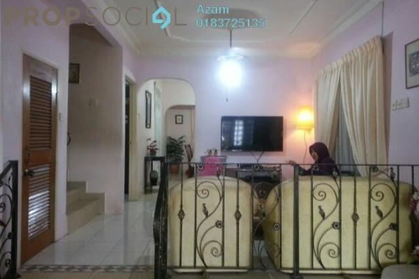 For Sale Terrace at Lembah Keramat, Wangsa Maju Leasehold Semi Furnished 4R/3B 988k