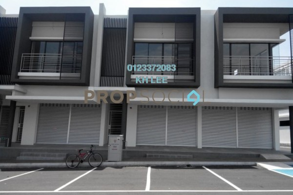 For Sale Shop at BSC Waterfront, Bandar Seri Coalfields Freehold Unfurnished 0R/0B 1m