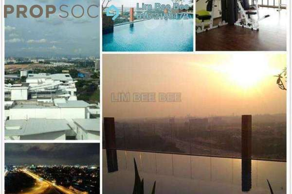 For Sale Duplex at Subang SoHo, Subang Jaya Freehold Semi Furnished 1R/1B 449k