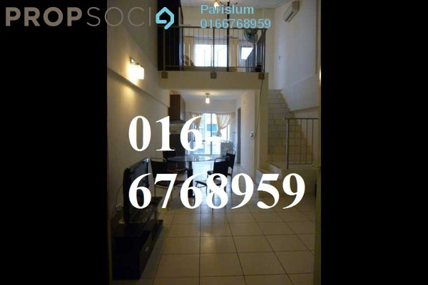 For Rent Condominium at Axis SoHu, Pandan Indah Freehold Fully Furnished 1R/1B 1.4k