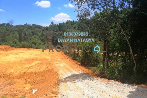 For Sale Land at Kampung Sungai Merab Luar, Bangi Freehold Unfurnished 0R/0B 95k