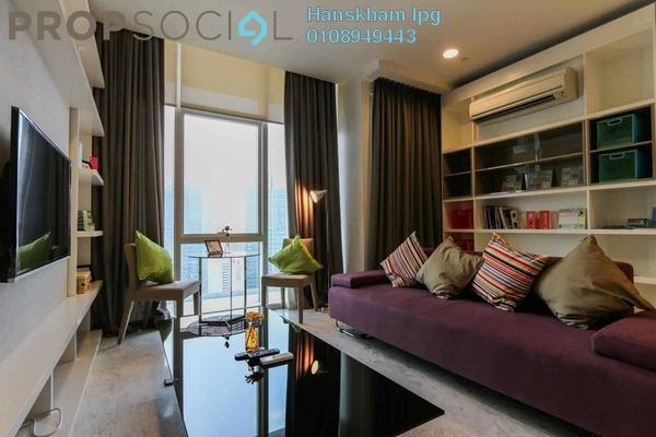 For Sale Condominium at Platinum Splendor Residence, Kuala Lumpur Freehold Semi Furnished 4R/3B 499k