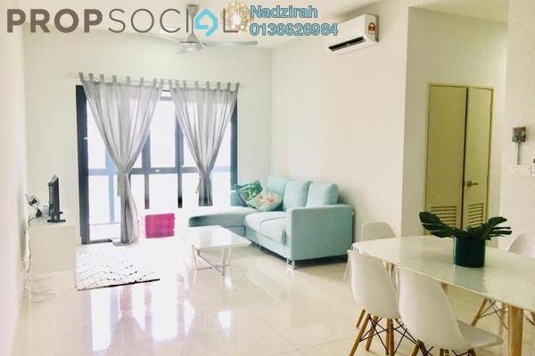 For Rent Condominium at The Haute, Keramat Freehold Fully Furnished 3R/2B 2.7k
