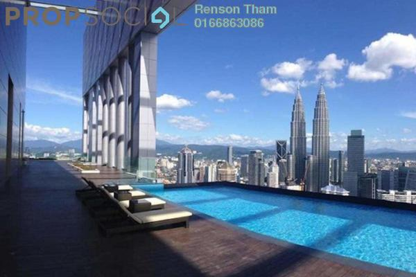 For Sale Condominium at Sunway Velocity TWO, Kuala Lumpur Freehold Semi Furnished 2R/2B 630k