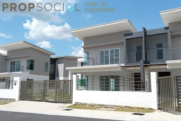 For Sale Semi-Detached at Pelangi Heights, Mantin Freehold Unfurnished 4R/4B 780k