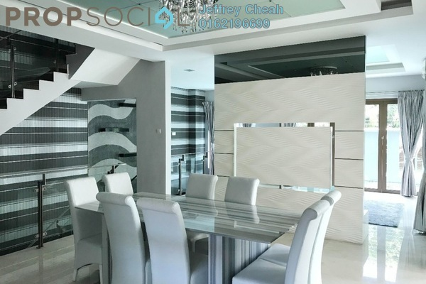 For Sale Semi-Detached at Amarin Kiara, Mont Kiara Freehold Fully Furnished 5R/5B 4.3m
