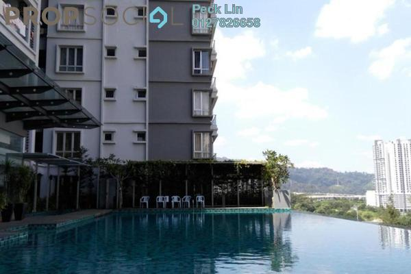 For Rent Condominium at Green Terrain, Cheras South Freehold Unfurnished 4R/3B 1.3k