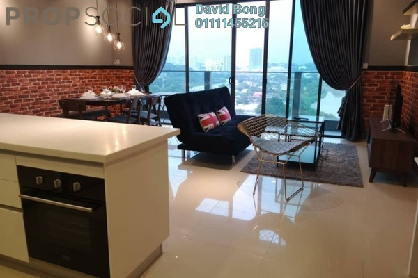 For Rent Condominium at CitiZen, Old Klang Road Freehold Fully Furnished 3R/2B 2.8k
