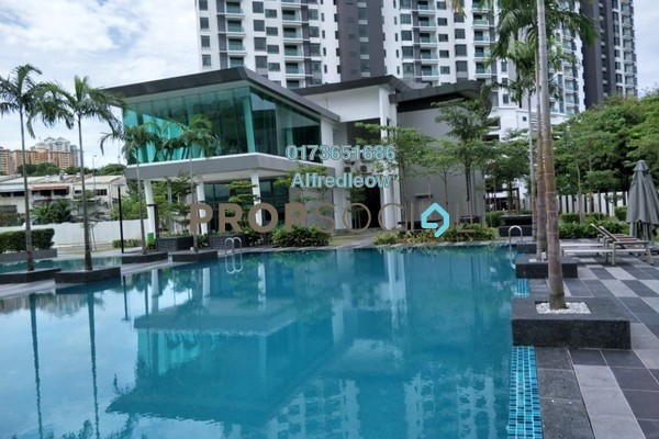 For Rent Condominium at The Vyne, Sungai Besi Freehold Unfurnished 3R/2B 1.6k