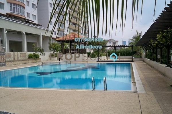 For Rent Condominium at Putra Majestik, Sentul Freehold Semi Furnished 3R/2B 1.3k