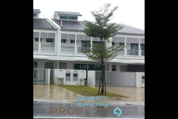 For Sale Terrace at Perennia, Bandar Rimbayu Freehold Unfurnished 4R/4B 780k