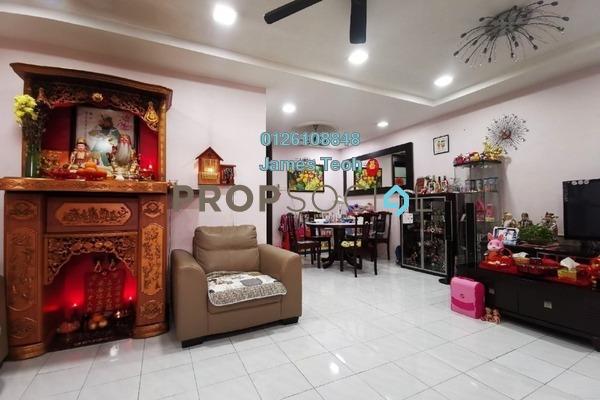 For Sale Terrace at Bandar Botanic, Klang Freehold Semi Furnished 4R/3B 660k