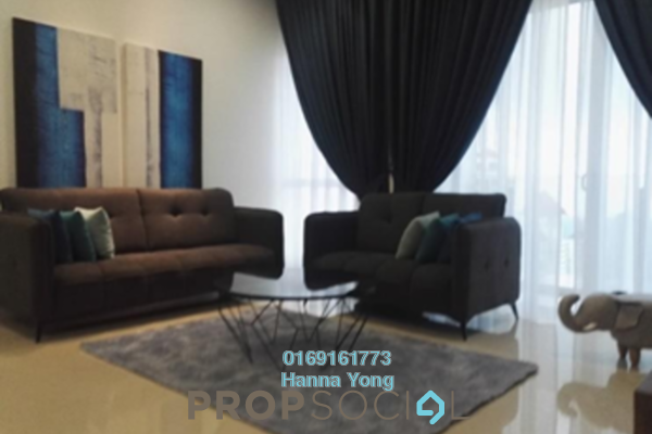 For Rent Condominium at Pavilion Hilltop, Mont Kiara Freehold Fully Furnished 3R/4B 7.8k