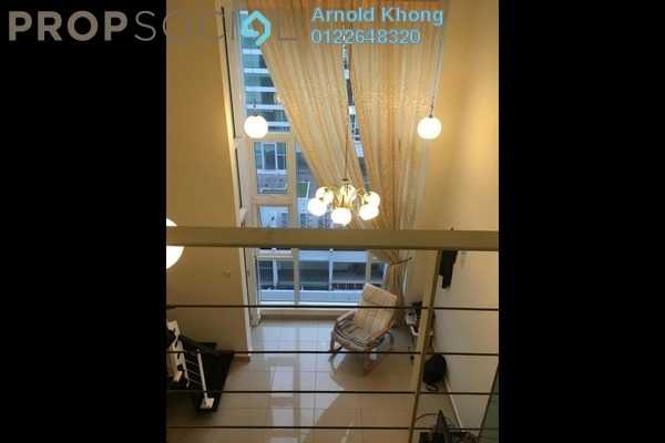 For Sale Serviced Residence at The Scott Soho, Old Klang Road Freehold Semi Furnished 1R/1B 405k