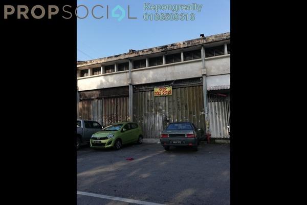 For Rent Factory at SD5, Bandar Sri Damansara Freehold Unfurnished 1R/2B 2.9k