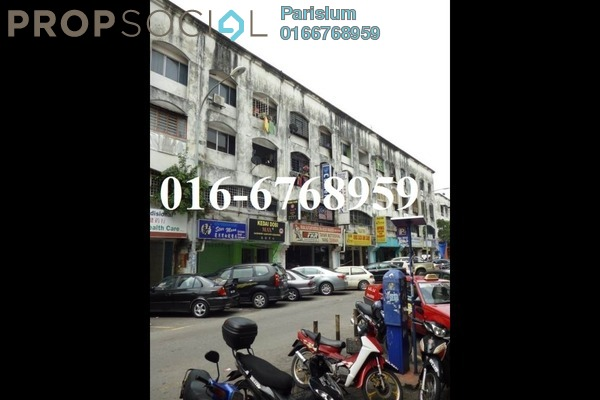 For Sale Shop at Pandan Jaya, Pandan Indah Leasehold Unfurnished 0R/0B 3.7m
