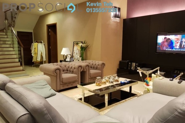 For Sale Condominium at Sunway Vivaldi, Mont Kiara Freehold Fully Furnished 4R/5B 2.7m