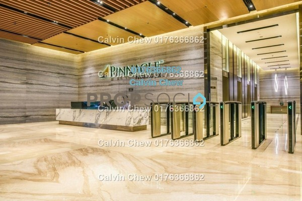 For Sale Office at Pinnacle, Petaling Jaya Freehold Unfurnished 0R/0B 394k