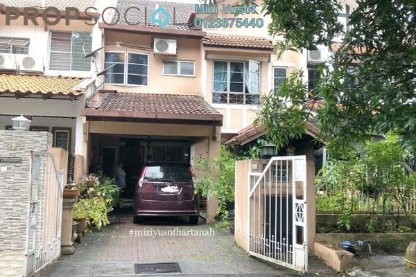For Sale Terrace at USJ 16, UEP Subang Jaya Freehold Semi Furnished 5R/3B 900k