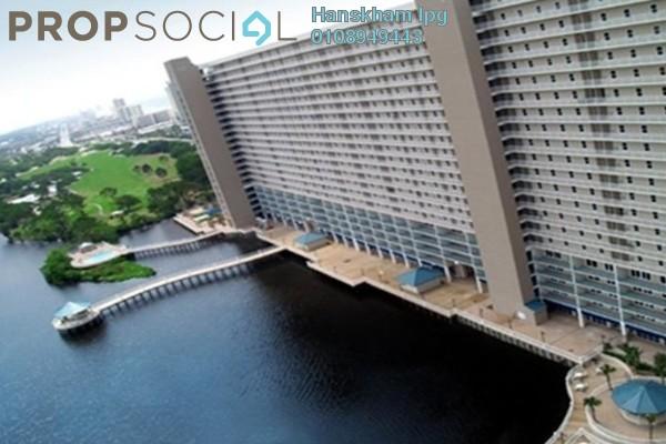 For Sale Condominium at Kaleidoscope, Setiawangsa Freehold Semi Furnished 3R/2B 590k