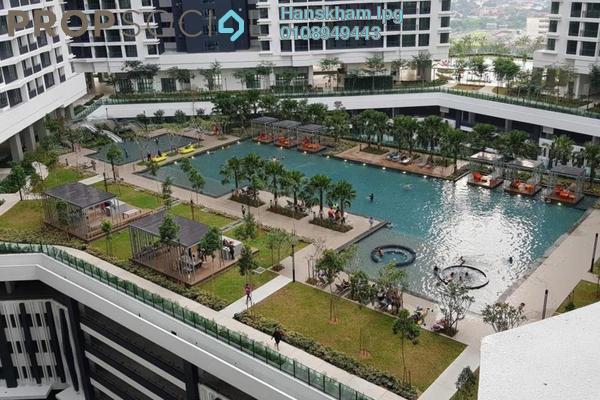 For Sale Condominium at KL Traders Square, Kuala Lumpur Freehold Semi Furnished 4R/2B 475k