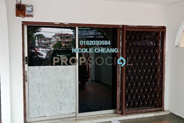 For Sale Terrace at Taman Dato' Senu, Sentul Leasehold Semi Furnished 3R/3B 530k