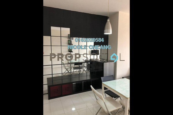 For Rent Serviced Residence at Titiwangsa Sentral, Titiwangsa Freehold Fully Furnished 3R/2B 2.5k