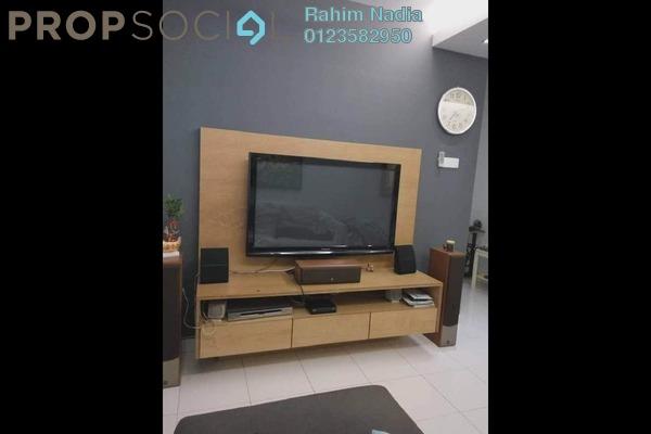 For Sale Condominium at Kasturi Idaman Condominium, Kota Damansara Freehold Semi Furnished 3R/2B 400k
