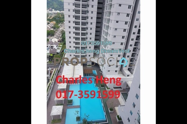 For Rent Condominium at Maxim Residences, Cheras Freehold Unfurnished 1R/1B 900translationmissing:en.pricing.unit