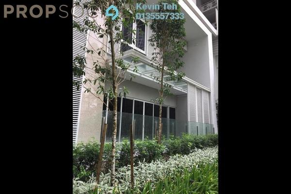 For Sale Duplex at Pavilion Hilltop, Mont Kiara Freehold Semi Furnished 5R/5B 4.05m