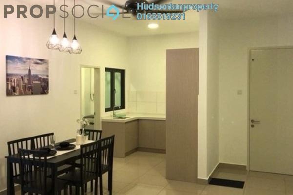 For Sale Condominium at The Holmes, Bandar Tun Razak Freehold Semi Furnished 3R/2B 430k