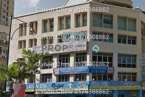For Sale Office at Perdana Business Centre, Damansara Perdana Freehold Unfurnished 0R/0B 591k