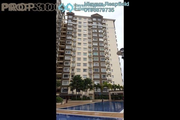 For Sale Condominium at 1 Petaling, Sungai Besi Freehold Semi Furnished 3R/2B 480k