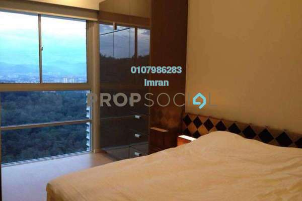 For Sale Serviced Residence at VERVE Suites, Mont Kiara Freehold Fully Furnished 1R/1B 620k