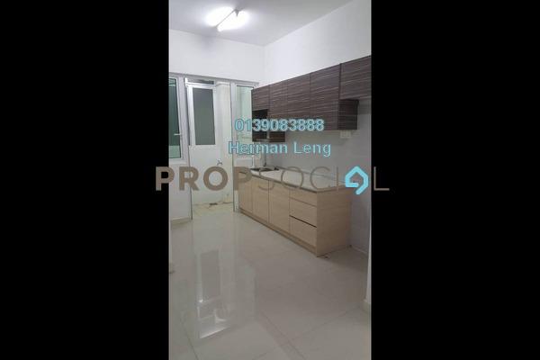For Rent Condominium at Scenaria, Segambut Freehold Semi Furnished 3R/2B 1.8k