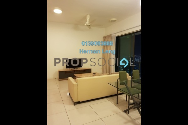 For Rent Condominium at Setia Sky Residences, KLCC Freehold Fully Furnished 2R/2B 2.7k